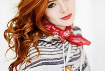 Red Hair, Don't care.  / I love red hair.