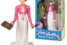 Jane Austen Fabulous Products