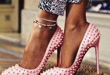 A girl can never have enough shoes! / by Wendy Weldin Behrens