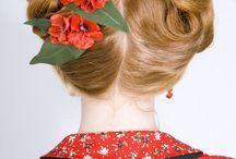 Redheaded beauties / Beautiful gingers