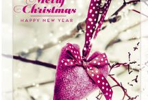 Kerstkaarten voor Pink Ribbon / Pink Ribbon kerstkaarten: een serie originele kerst- en nieuwjaarskaarten, ontworpen door ons design team. Kies een Pink Ribbon kaart en steun Pink Ribbon met maar liefst € 0,40 per kaart!