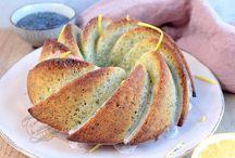 Desserts au citron