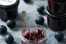 jams, chutneys and sauces