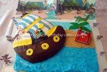 Ideas For Bennett's Birthday / by Jessica Cantrell