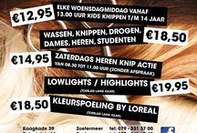 Advertenties / ontworpen advertenties