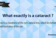 Cataract services / The human crystalline lens, which is clear and transparent, is part of the focusing mechanism of the eye. With age, the lens becomes cloudy and opaque, thereby hampering normal vision. This condition is called Cataract.