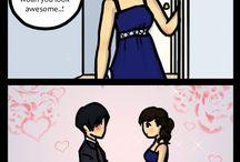 Anime couples♡