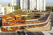 Landscape :: Green Roofs : Extensive
