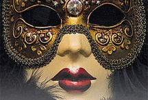 Masks / by Leila Breton