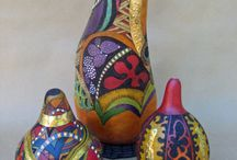 GOURDS / by Sandra Childs
