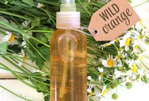 Homemade Products w/oils