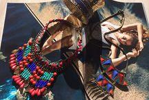 """Best Before Summer / E porque o verão ainda está longe, Manuela de Oliveira acessórios propõe uma coleção maravilhosa de acessórios a que chamamos """"Best Before Summer""""  www.manueladeoliveira.com"""