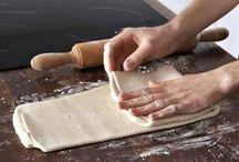 Projets à essayer pâte feuilletée / et  pâte sablé