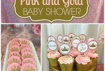 Baby shower / Niña