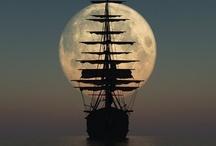 Old Sailing Ships / by Merissa Galloway