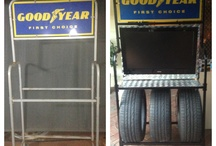 Man Cave Gear / Things I Have Made For My Outdoor Man Cave