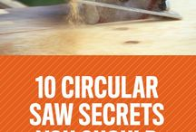 Circular Saw How to's