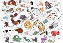 Tema: djur
