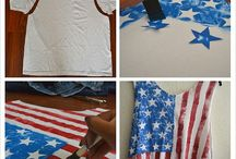 Easy Looks for Fourth of July / Independence day style tips and outfits