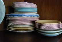 CoTTaGE DiSHwARE AGaiN / by VinTaGe MaMa -Constance Summeier