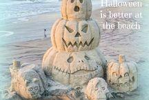 Coastal Halloween Chic