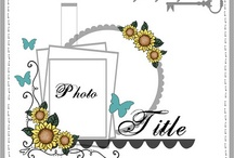 Layouts for Scrapbooking