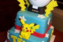 Pokemon Party for Little :) / by Lori Angel