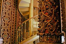 Staircases &/ entry