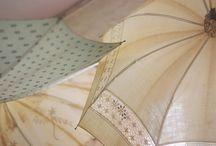 'ummh' (umbrellas make me happy) / by Holly May