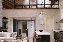 Espaces ouverts loft
