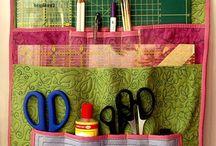 Porta trecos de costura