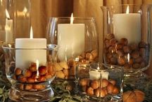 Fall Decor / Ideas for decorating the house for the fall. / by Jennifer Beasley