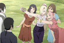 Girls/Naruto