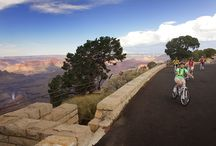 Bike Grand Canyon / Biking Grand Canyon is often mentioned on tripadvisor as the best way to see Grand Canyon. Check out these photos to see why it's one of the best ways to tour grand canyon.