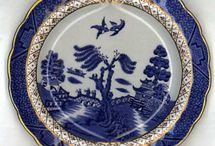 Blue & White ༺♥༻ China / I have always had a love of Blue and White China, and have a nice ever growing collection myself, hope you enjoy my pins on this lovely china.  •♥•✿ڿڰۣ(̆̃̃•Aussiegirl