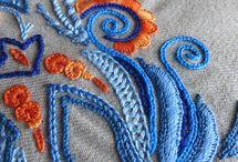 Brodera Glazig / Embroidery Glazig