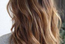 Blond/ coupes/ ondulations