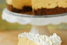 Recipes--desserts & pies