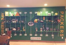 man cave packers