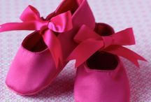 Pitter Patter of Little Feet / by Michele (Shelly- Shell)