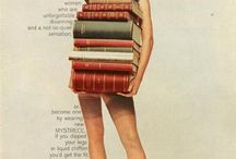 Vintage Ads and Postcards / by Kerry Schultz