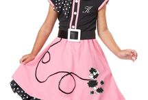 50's Day Ideas / by Michelle Sample