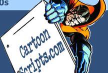 Cartoonscripts.com