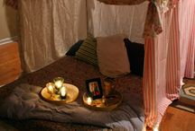 Date Night Forts  / Playful