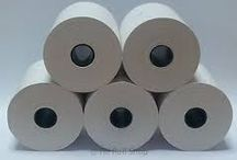 Till Roll/Credit Card Roll / Our popular range of Till Rolls and Credit Card Rolls come in a range of sizes to suit your company. Available to you at DonorRoll, 50% of profit from every order goes to the charity of your choice.