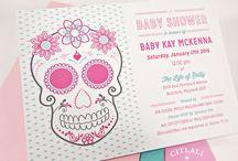 Nina Chiquita baby shower