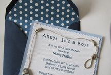 Chase's Nautical Baby Shower / by Michelle Dolan