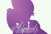 tangled ( Rapunzel )