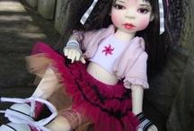 Kim Lasher Doll