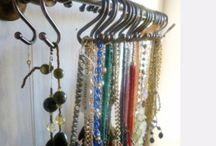 Necklace Storage